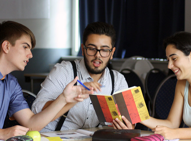 Deutsch-Sommerkurs